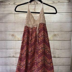 love, Fire Dresses - Love Fire Beautiful Maxi Dress